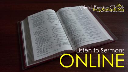 Online Sermons