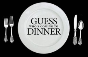 Guess Who's Coming to Dinner  (December 2015)
