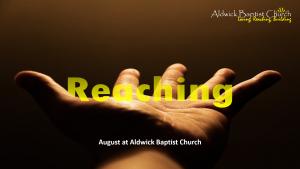 Reaching  (August 2015)