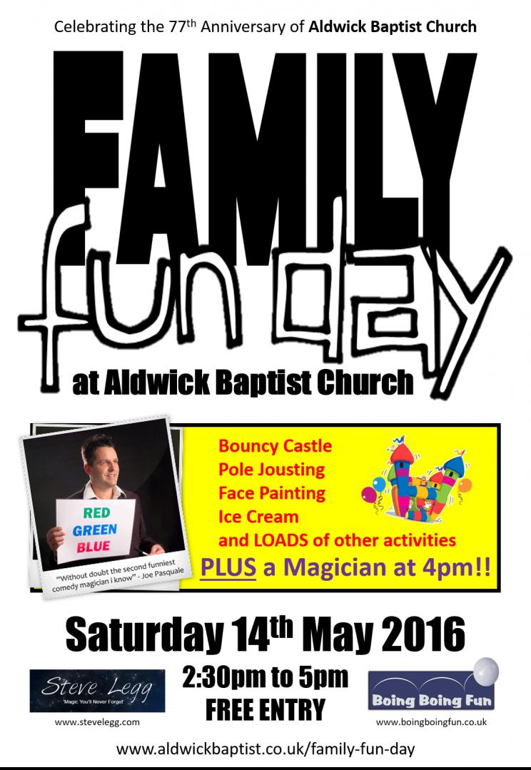 Family Fun Day May 2016 v1