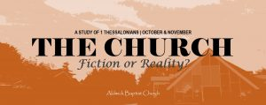 The Church: Fiction or Reality